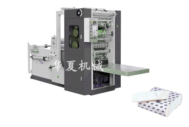 two lines hand towel paper machine