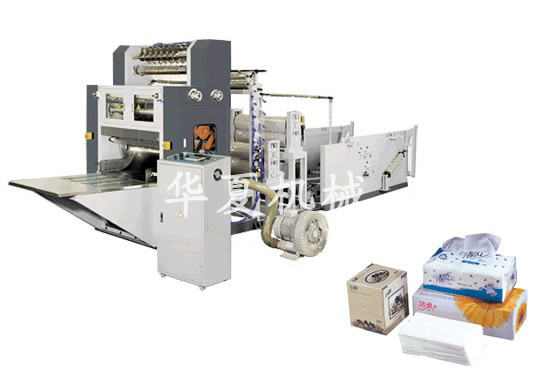 Six lines facial tissue paper machine