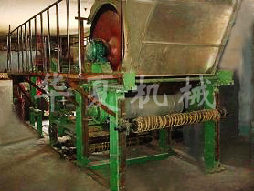 small model kraft paper machine